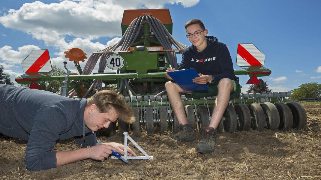 Erlerne Landwirtschaft am Puls der Zeit