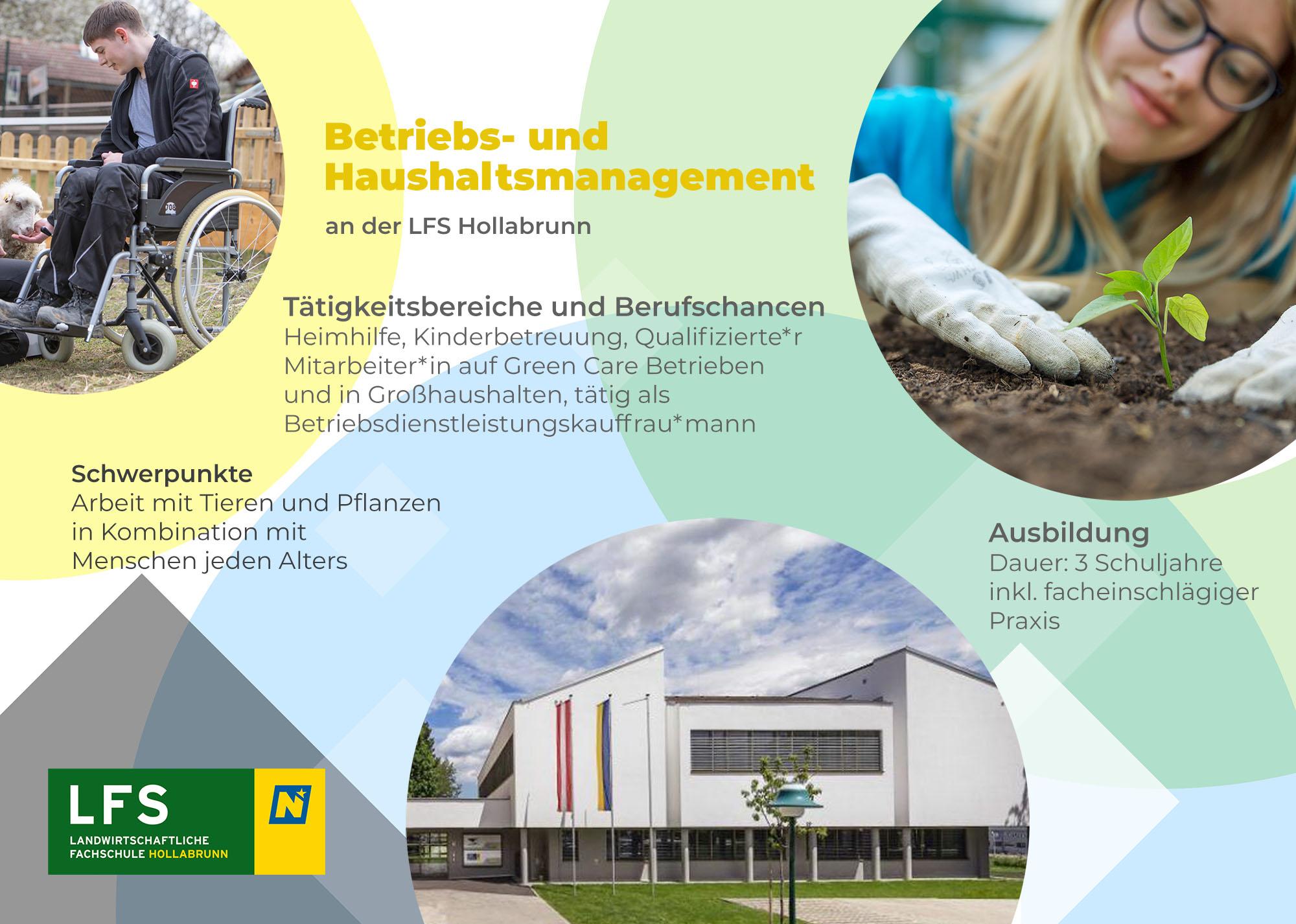 Betriebs- und Haushaltsmanagement