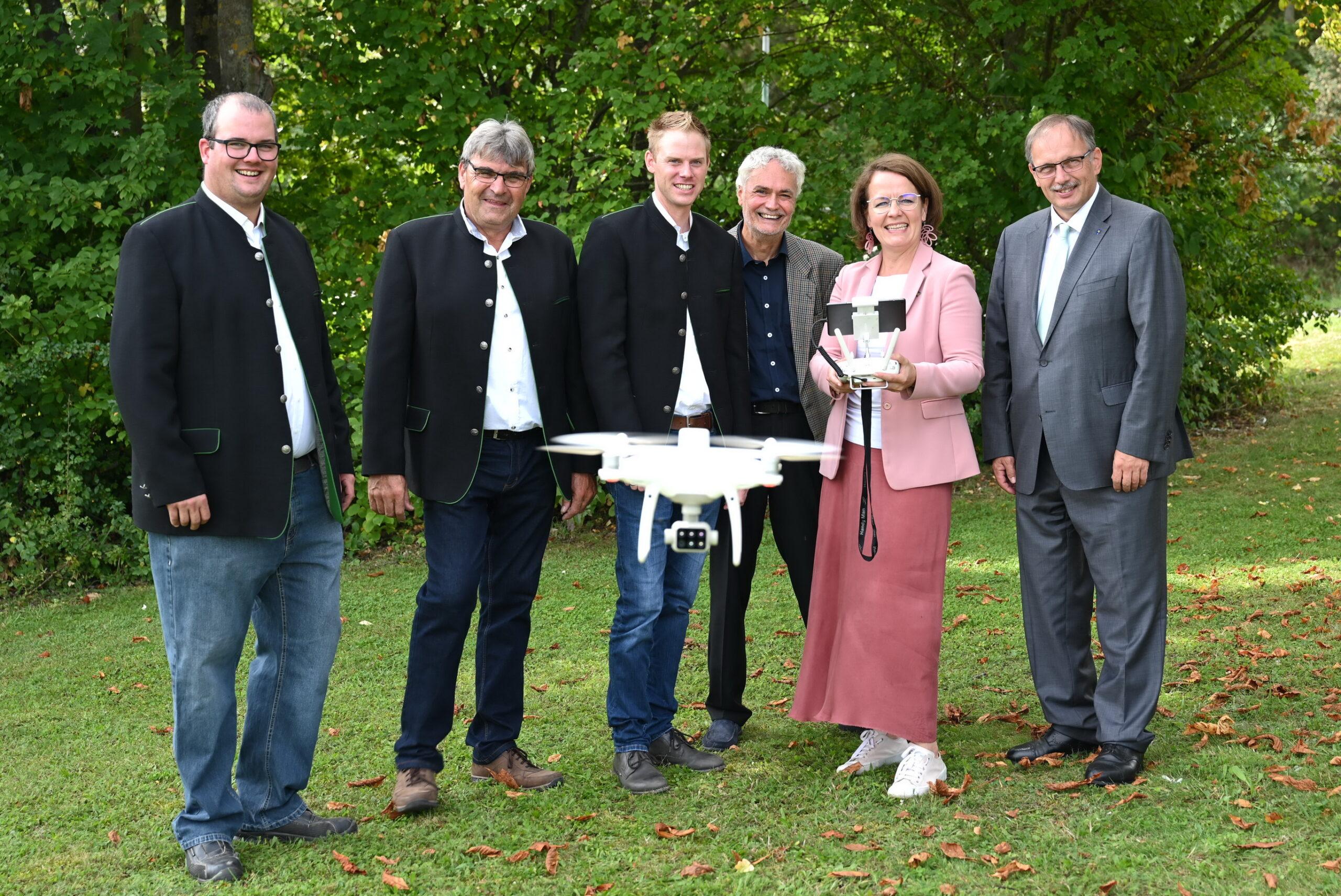 Hollabrunn Drohne+Kamera2-21 Copyright Jürgen Mück